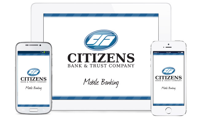 Mobile Banking › Citizens Bank & Trust Company